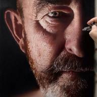 Stunning photorealistic Airbrush Art - ART