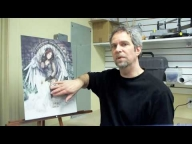 Airbrush Tutorial - Snakeskin  - Airbrush Videos