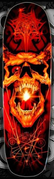 Skullmaster Eddie Davis's Art Gallery  - Airbrush Artwoks