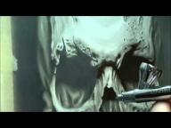 Airbrush realistic skull by Jarosław Bytow - Creative Learning