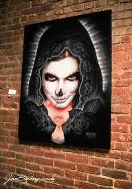 2010~Fonzy Inkshot Art Show ~ Pomona - Favorite Art