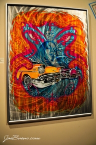2010 #Fonzy Inkshot Art Show ~ Pomona - Favorite Art
