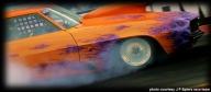 Dragster airbrush camaro - Airbrush Artwoks