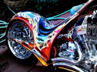 NICE LINES - Tribals a flakes - Kustom Airbrush