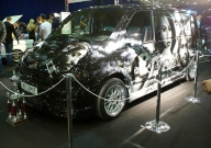 Total Airbrush on Van | Phoenix Gold - Kustom Airbrush