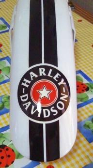 HARLEY - Airbrush Artwoks