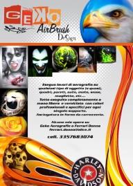 LOCANDINA - Airbrush Artwoks
