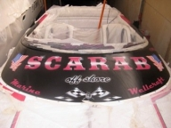 SCARAB - Airbrush Artwoks
