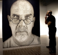 chuck-close-exhibit - Favorite Art