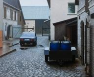 Gus Heinze FarmCourtyardSouthofBerlin - Favorite Art