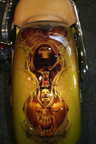 Awesome Art Work by Shownv - Kustom Airbrush