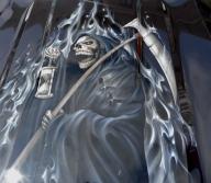 The Reaper - Favorite Art