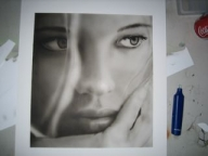 Black and White Airbrush Paintings in 10 Steps | Airbrush-Guidance - Creative Learning