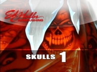 Airbrushing SKULLS - Ed Hubbs - Airbrush Videos