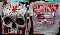 skull Tshirt - Spray-tees.com - Airbrush Artwoks