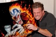 Chip Foose Mad Airbrush Artist - Airbrush Artwoks