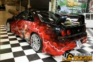 Total Airbrush - Tuning car  - Kustom Airbrush