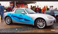 Mako Airbrush Car - Kustom Airbrush