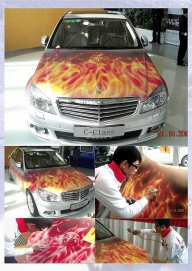 Dongbai Tang Airbrush - Airbrush Artwoks