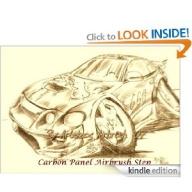 Amazon.com: Airbrush Tutorial - Carbon Panel (ArteKaos Airbrush - Airbrush Steps) eBook Kindle Store - Creative Learning