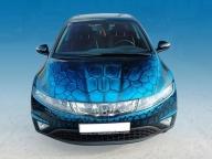 Airbrush Honda Civic - Airbrush Artwoks