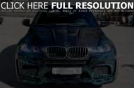 BMW X6M Hamman Car Airbrush - Airbrush Artwoks