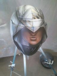 First Creed Helmet - Helmet