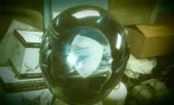 Back of VENOM Helmet - Helmet
