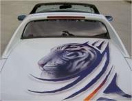 Airbrush tiger and Tribals - Kustom Airbrush