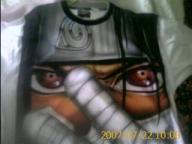 Naruto Collection - Canvas work
