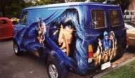 Truck - Airbrush Artwoks