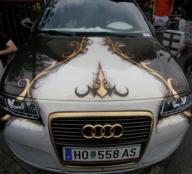 GTI Meeting: Audi Airbrush by CynderxNero - Airbrush Artwoks