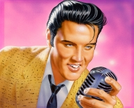 Elvis Presley - Favorite Art