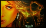 Trident Airbrush Paint - Gallery - ART