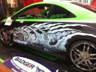 reddragon1221's 2006 Honda Civic in San Tan Valley, AZ - Kustom Airbrush