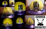 LSU hard hat - Hard Hats