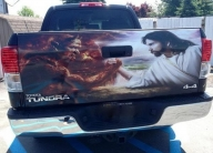 Amazing photorealistic truck - Top Airbrush Artwork on the Web