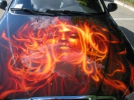 Airbrush Shockwave from East Europe - Favorite Art