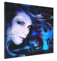 ArteKaos Airbrush - ART Prints on canvas - See more on artekaos.com - Official Art Prints