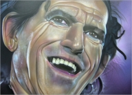 Keith Richards Panel - ART