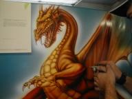 Dragon Slayer Truck Hood - Creative Learning