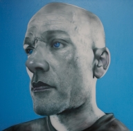 Canvas portrait  - Giorgio uccelini