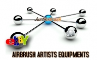 NEW Section of #JustAirbrush - #Airbrush #EquipmentsCercate e trovate in pochi istanti le ultime offerte su Ebay dedicate all'Aerografia! - This Is My Life