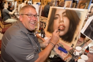 Furious Airbrush RSS Feeds | POWER PORTRAITS CLASS PREVIEW! THE LAS VEGAS AIRBRUSH GETAWAY, OCT 6-10! - Top Airbrush Artwork on the Web
