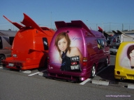 Crazy JDM Vans - Kustom Airbrush