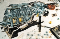 The cutaway drawing and its artists - The AUTOSPORT Forums - Creative Learning