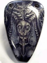 Awesome Geiger-esk Harley Art - Favorite Art