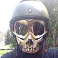 Shark Raw Helmet Review- A hybrid helmet - Badass Helmet Store  - My Designs