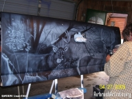 Airbrush Artist atw ork - This Is My Life