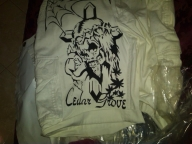 skull cross  - trife gang clothing
